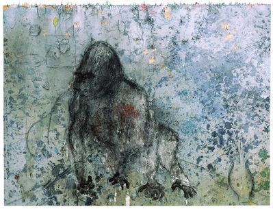 Miquel Barceló, 'Atelier avec Gorille', 2008