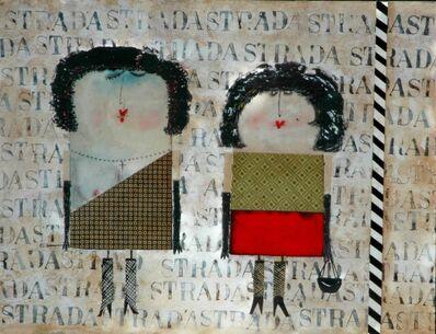 Pino Pascali, 'Donne di strada', 1964