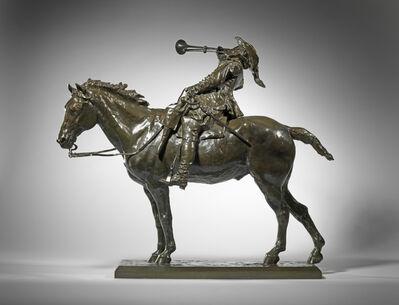 Jean-Louis-Ernest Meissonier, 'Herald on Horse', ca. 1893