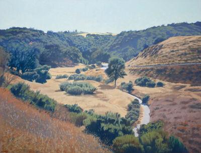 Bruce Everett, 'Mustard Creek', 2018