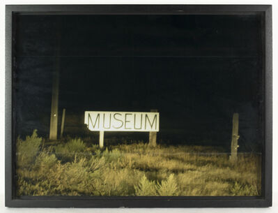 Oscar Tuazon, 'Wells, Nevada', 2010