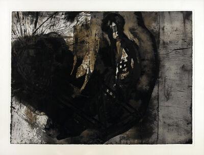 Michael Morgner, 'Tod und Mensch', 1990