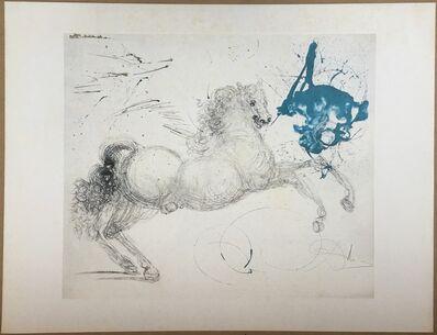 Salvador Dalí, 'Pegase', 1963