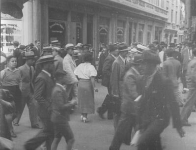 Horacio Coppola, 'Buenos Aires', 1936