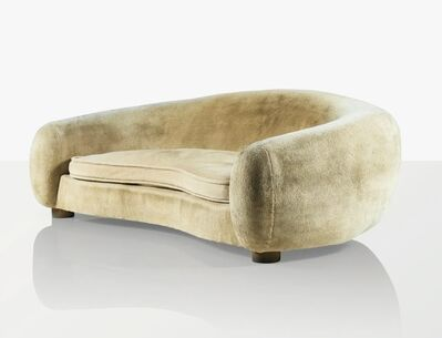 Jean Royère, 'Our Polaire Sofa', Mid 20th century