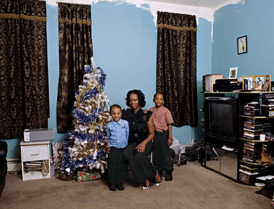 Deana Lawson, 'Coulson Family', 2008