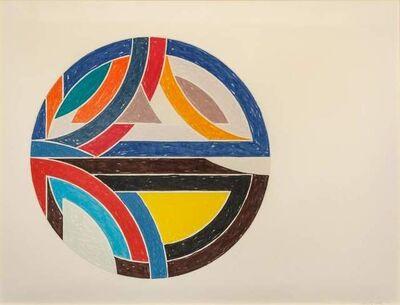 Frank Stella, 'Sinjerli Variations III', 1977
