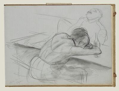 Edgar Degas, 'Brothel Scene', 1877