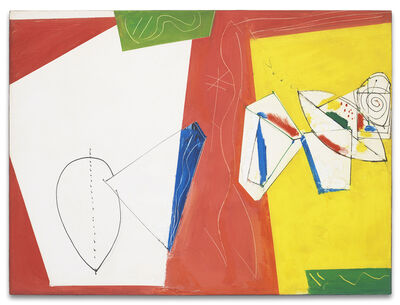 Hans Hofmann, 'Composition No. 5', 1950