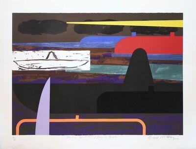 Bruce McLean, 'Sombre Sombrero/Buoyant Beret', 1989