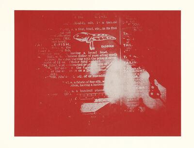 John Latham, 'Tadpole - Taffrail', 2004