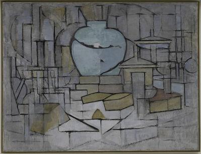 Piet Mondrian, 'Stilleven met gemberpot II', 1911-1912