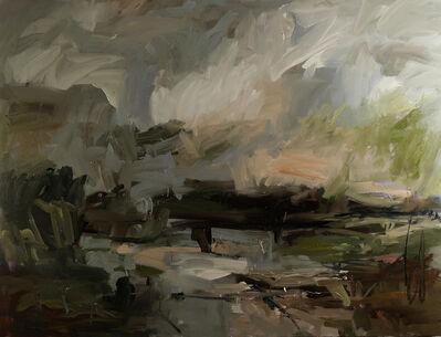 Louise Balaam, 'Between two rivers', 2017