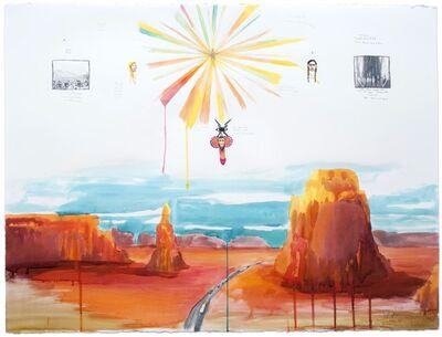 Dan Attoe, 'Monument Valley', 2009