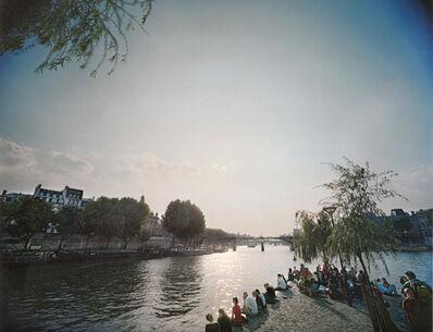 Jerry Spagnoli, 'Seine, Paris', 2007