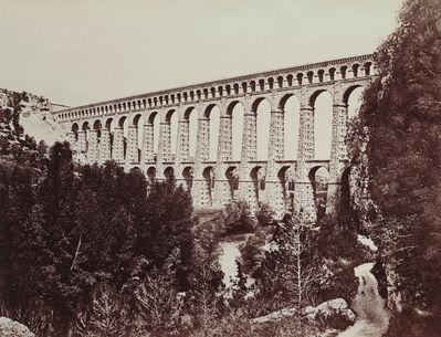 Édouard Baldus, 'Aqueduct, Roquefavour', 1859-1861