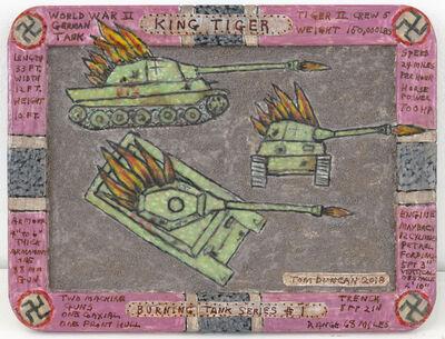Tom Duncan, 'King Tiger', 2018