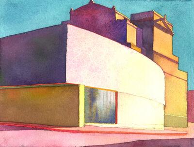 Bill Kohn, 'Contemporary Museum and Masonic Temple', 2003
