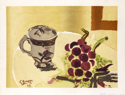 Georges Braque, 'Nature Morte', Originally 1942