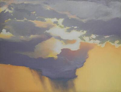 Cap Pannell, 'Rain Over Jackson Hole', 2019
