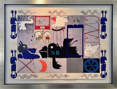 Christian Silvain, 'Zonder titel (III)', 1997