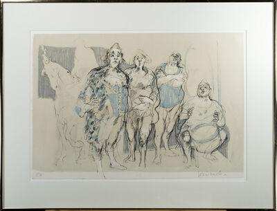 Claude Weisbuch, 'Le Parade,AP', 1968