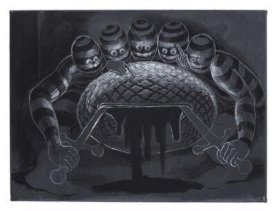 Trenton Doyle Hancock, 'Letting', 2015