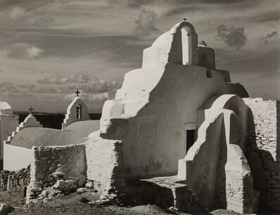 Herbert List, 'Church, Cyclades, Island of Mykonos', 1937