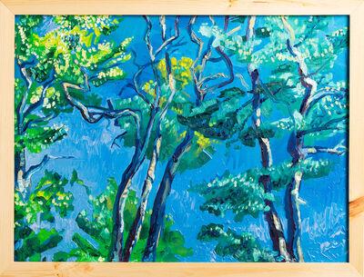 Charlie Hudson, 'Dancing Trees', 2020