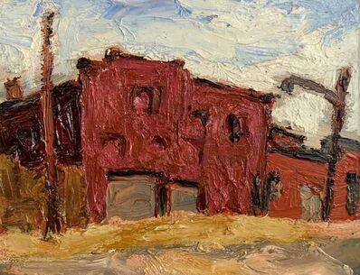 Arnold Sharrad, 'Impressionist Brooklyn Streetscape (9)', 2006-2007