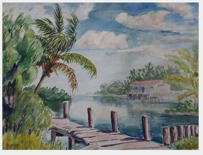 David Davidovich Burliuk, 'Florida', 1948