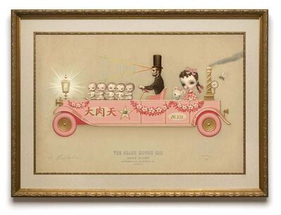 Mark Ryden, 'THE GRAND MOTOR CAR', 2013