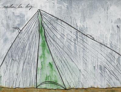 José Bedia, 'Radia la luz', 2001