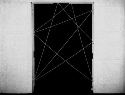 Steve Kahn, 'Hollywood Suites Bound Door 7', 1976