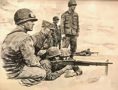 Charles Ellis, 'Military Illustration', 20th Century