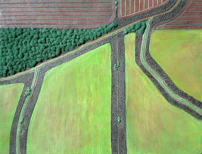 Diana Moore, 'Field Geometry 2'