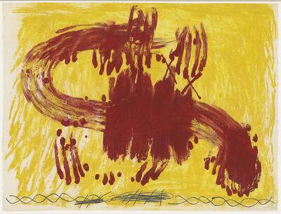 Antoni Tàpies, 'Suite Catalana', 1972