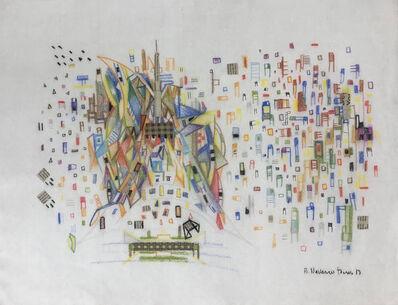 Bernardo Navarro Tomas, 'Cityscape I', 2017