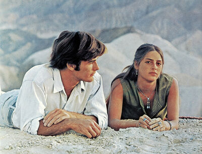 Michelangelo Antonioni, 'Zabriskie Point (film still) ', 1970