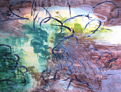 Michael Mazur, 'Pond Edge IV', 2005