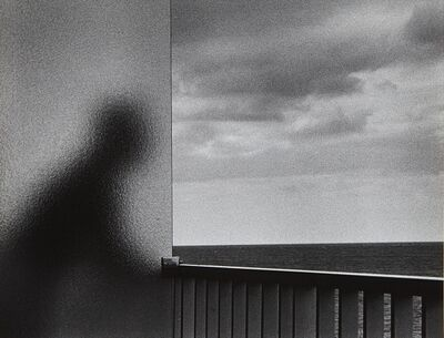 André Kertész, 'Martinique, January 1', 1972