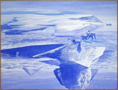 Mark Tansey, 'Push/Pull', 2003