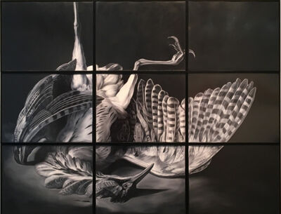 Shelley Reed, 'Bittern (After Oudry)', 2016