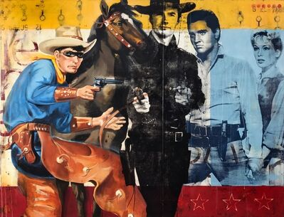 Ray Phillips, 'Western Kings', 2017