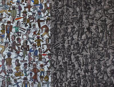 Antonio Seguí, 'Sin Fundamentos', 2002