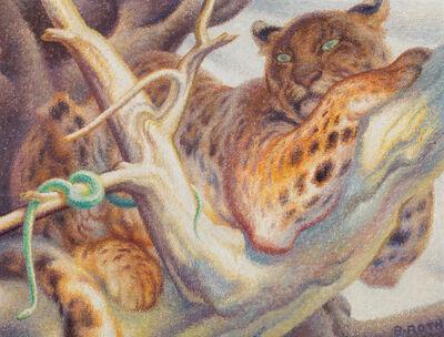 Norbertine Bresslern-Roth, 'Tree', 1960