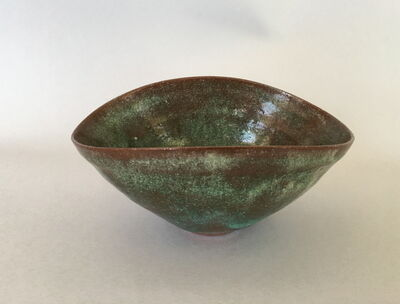 Beatrice Wood, 'Squeeze Bowl', ca. 1960