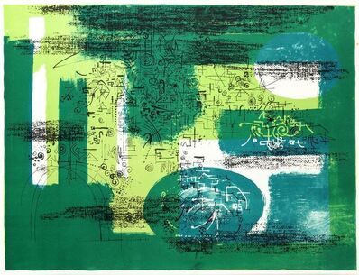 John Piper, 'Ironbridge', 1966