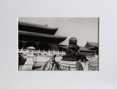 Christopher Makos, 'In Beijing (Warhol: Ten Images)', 1982 (Printed in 1989)