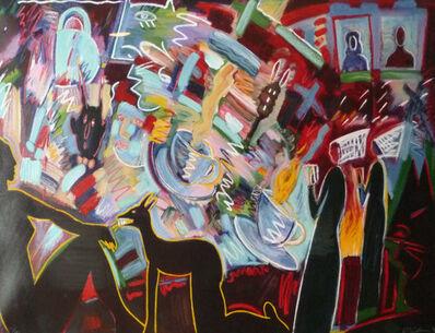 Carlos Almaraz, 'The Pleasure is Mine AP', 1990
